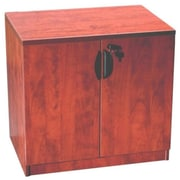 "Boss 29.5""H Cherry Storage Cabinet (BO409)"