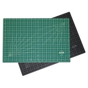 Adir Corp. Adir Self Healing Cutting Mat Reversible Green Black 24 inch x 36 inch, Green Black( ADIRCN048) by