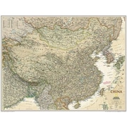 National Geographic Maps China Executive( NAGGR109)