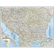 National Geographic Maps Balkans Classic (NAGGR159)