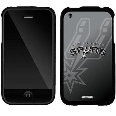 Coveroo San Antonio Spurs - Logo Watermark design on iPhone 3G/3GS Slider Case by Coveroo( TNTMG2178)