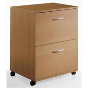 Nexera Natural Maple Mobile File Cabinet (NXR009)