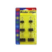 Bulk Buys 6 Binder Clips - Pack of 48 (KOLIM23846)