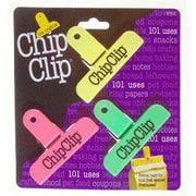 Robinson Home Products 3 in. Bright Chip Clip 3 Count( JNSN68172)