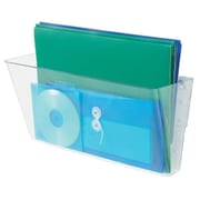 Deflecto Stackable Wall File Legal, Clear (AZTY04244)