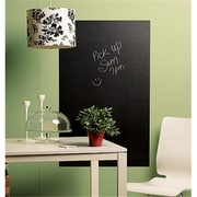Wallies Wallcoverings BIG Peel & Stick Chalkboard Slate Gray (WLWC016)