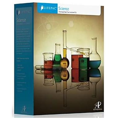 Alpha Omega Publications Chemistry Review (APOP499)