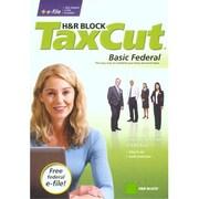 H&R Block Digital Tax Solutions 79991 H&R Block TaxCut 2008 Basic Federal plus e-file( XS79991)