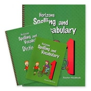 Alpha Omega Publications Spelling and Vocabulary 1 Complete Set( APOP372)
