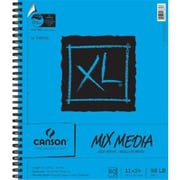 Canson 11 in. x 14 in. Wire Bound Mix Media Pad( ALV32247)