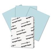 Sgh Digital Vellum Bristol Color Cover, 67 lb., 8.5 x 11, Blue, 250 Sheets-Pack( AZERTY15103)