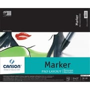Canson 14 in. x 17 in. Marker Sheet Pad (ALV32963)