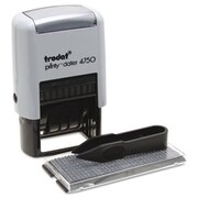 Us Stamp Self-Inking Do It Yourself Message Dater 3/4 x 1 7/8 (AZUSS5916)
