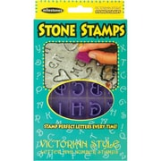 Milestones Stone Stamps Victorian Style Letters (NMG8680)