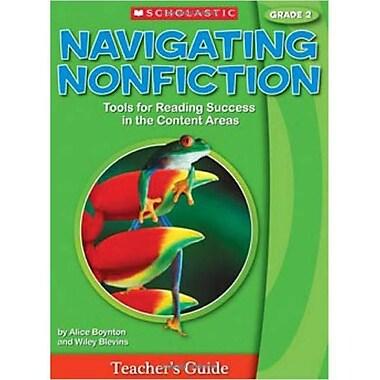 Scholastic Navigating Nonfiction Grade 2 Teachers Guide (SCHOL0156)