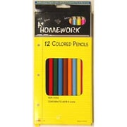 Bulk Buys Colored Pencils - assorted colors - 12 pack - Case of 48 (DLRDY236541)