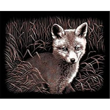 Reeves 354909 Copperfoil Kit 8 in. x 10 in. -Fox Cub( NMG68044)