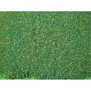 Simi Creative Products Architectural Model 25 in. x 34 in. Blended Green Grass Mat( ALV29519)