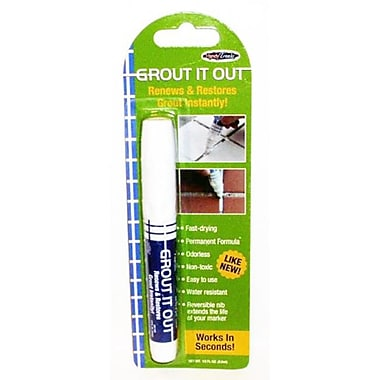 Handy Trends Grout It Out Renew and Restore Pen - 6 Packs (RKBM263)