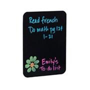 Flipside Products Black Dry Erase Board - Bulk - 24 Pack( FLPS332)