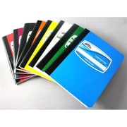 DDI Composition Book Solid Color Cover 8.25 x 6.50 Case Of 80 (DLRDY240049)