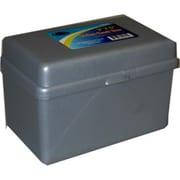 DDI Index Card Storage Box - 3 in. x 5 in. Case Of 48 (DLRDY248113)