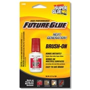 Super Glue Corp. Future Glue Brush-On- Pack of 12 (SUPGLUE025)