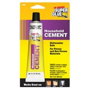 Super Glue Corp. Household Cement- Pack of 12 (SUPGLUE047)