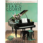 Alfred Basic Adult Piano Course- Lesson Book 2 - Music Book (ALFRD40547)