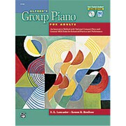 Alfred Group Piano for Adults- Teacher s Handbook 1- 2nd Edition - Music Book (ALFRD40878)
