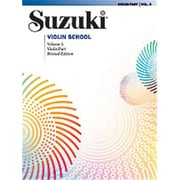 Alfred Suzuki Violin School Violin Part- Volume 5 - Music Book (ALFRD46607)