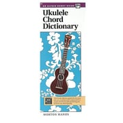 Alfred Ukulele Chord Dictionary - Music Book (ALFRD48901)