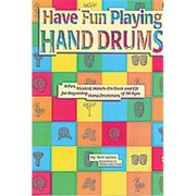 Alfred Ultimate Beginner Series- Have Fun Playing Hand Drums- For Bongo- Conga and Djembe Drums - Music Book (ALFRD39950)