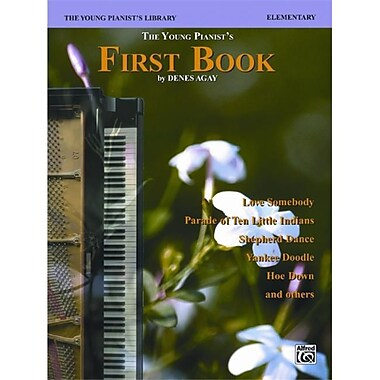 Alfred The Young Pianist s Library- The Young Pianist s First Book - Music Book (ALFRD43190)