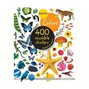 Workman Publishing Eyelike Colors 400 Reusable Stickers (GC21569)