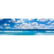 Crearreda Sea Panoramic Window Stickers (BSHF579)