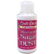 American Classics Corp 491910 Diamond Sugar Dust Glitter 60 Grams-Pkg (NMG57748)