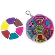 Scented Carnival Wheel Eraser Case Of 48 (RTL121783)