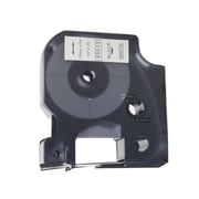 Nextpage Compatible Dymo Tape Label- Black On White (SDCZ067)