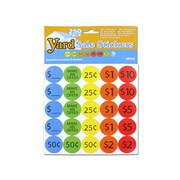 250 Piece yard sale pricing stickers - Pack of 96 (KOLIM23713)