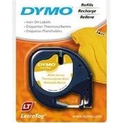 Dymo Dymo Letra Tag White Fabric (WN18771)