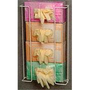 RackEm Racks 20 in. H Space Saver Exam Glove Dispenser (HRZM103)