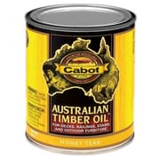 Valspar Brand 1 Quart Honey Teak Australian Timber Oil For Decks & Outdoor Furn (JNSN31674)