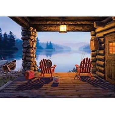 Reeves 446604 Paint By Number Artists Collection 12 in. x 16 in. -6am Opening Day (NMG66914)