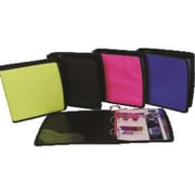 Filexec Products Soft Touch Padded Binder 1in Asst( DGC13827)