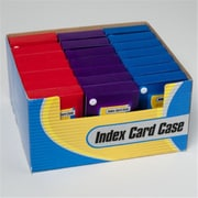DDI Index Card Case, 3 x 5 in. (DLR52863)