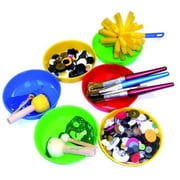 Armada Art 10 Paint Bowls in Assorted Colors (ARMD264)