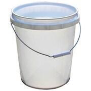 Encore Plastics 5 Gallon White Plastic Pail (JNSN12582)