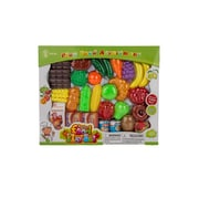 BlueBlockFactory Pretend Play Food Assortment