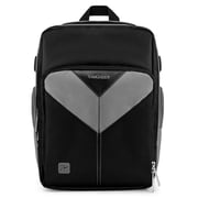 Vangoddy Sparta SLR DSLR Camera Backpack Black Grey